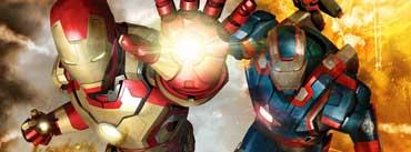 Iron Man 3 Movie Cover Photo