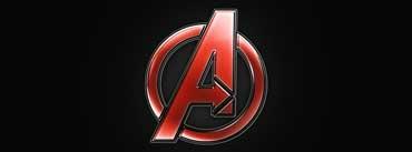 Avengers Logo Cover Photo