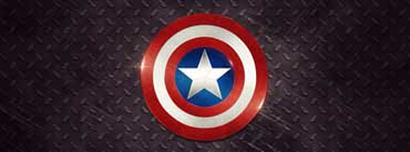 Captain America Shield Cover Photo
