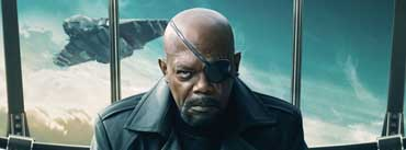 Captain America The Winter Soldier Nick Fury Cover Photo