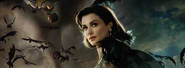 Evanora The Wicked Witch Oz The Great And Powerful Cover Photo