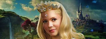 Glinda Oz The Great And Powerful Cover Photo