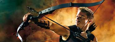 Hawkeye In The Avengers Cover Photo