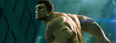 Hulk In The Avengers Cover Photo