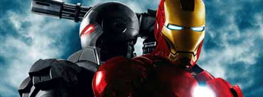 Iron Man Cover Photo