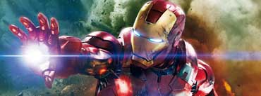 Iron Man Shooting Cover Photo