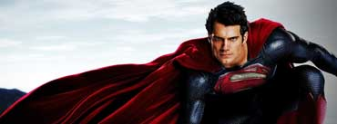 Superman Man Of Steel Cover Photo