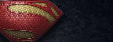 Man Of Steel Logo Cover Photo
