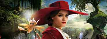 Mila Kunis As Theodora Oz The Great And Powerful Cover Photo