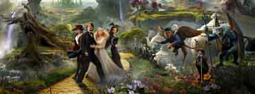 Oz The Great And Powerful Movie Cover Photo