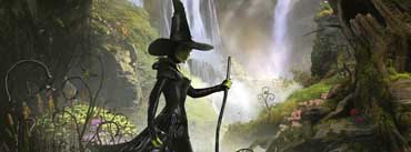 Oz The Great And Powerful Wicked Witch Of The West Cover Photo