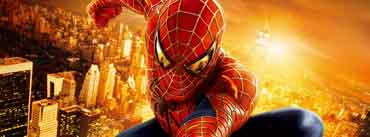 Spider Man Cover Photo