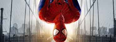 The Amazing Spider Man Upside Down Cover Photo