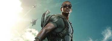 The Falcon Captain America The Winter Soldier Cover Photo