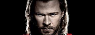 Chris Hemsworth As Thor Cover Photo