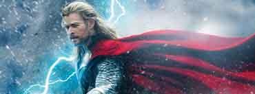 Thor The Dark World Movie Cover Photo