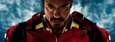 Tony Stark Iron Man Cover Photo