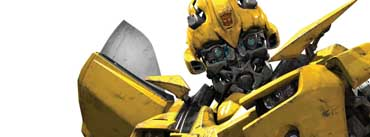 Transformers Bumblebee Cover Photo