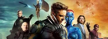 X Men Days Of Future Past Movie Cover Photo