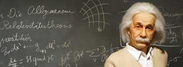 Albert Einstein Cover Photo