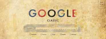 Vintage Google Search Cover Photo