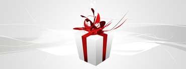 Christmas Gift Box Cover Photo