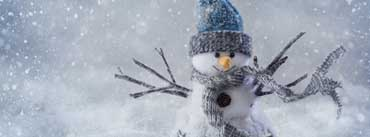 Christmas Snowman Craft Cover Photo
