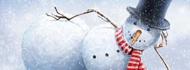 Cool Snowman Cover Photo
