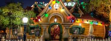 Christmas At Mickeys House Cover Photo