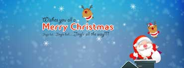 Wishes You All A Merry Christmas Cover Photo