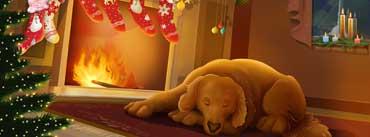 Warm Christmas Night Cover Photo