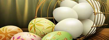 Painted Easter Eggs Cover Photo