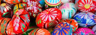 Pisanki Easter Eggs Cover Photo