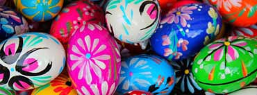 Polish Pisanki Easter Eggs Cover Photo