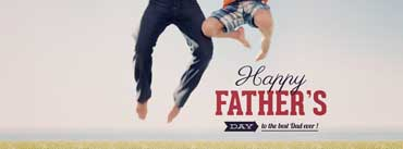 Happy Fathers Day To My Dad Cover Photo