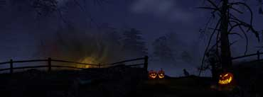 Halloween Night At My House Cover Photo