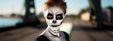 Halloween Girl Cover Photo