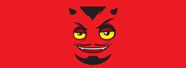 Halloween Devil Cover Photo
