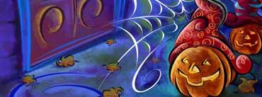 Halloween Pumpkin Art Cover Photo