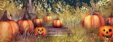 Halloween Pumpkins Cover Photo