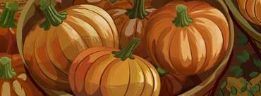 Orange Pumpkins Cover Photo