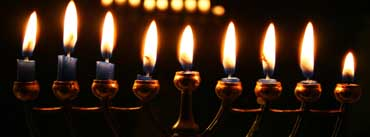 Hanukkah Candles Cover Photo