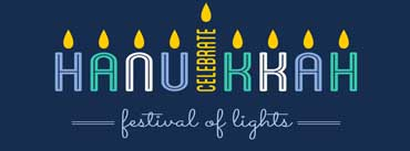 Hanukkah Festival Of Light Cover Photo