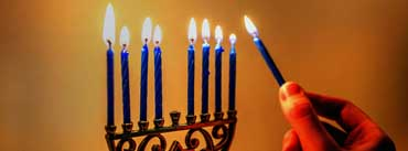 Hanukkah Candle Lighting Blessings Cover Photo