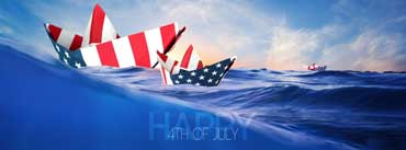 Happy July 4th Cover Photo