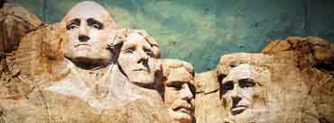 Mount Rushmore Cover Photo