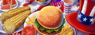 The Great American Hamburger Cover Photo