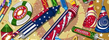 Prepare For Weekend Of Fireworks Cover Photo
