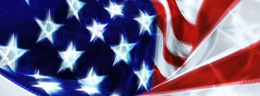 American Flag Cover Photo