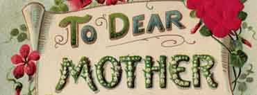 To Dear Mother Cover Photo
